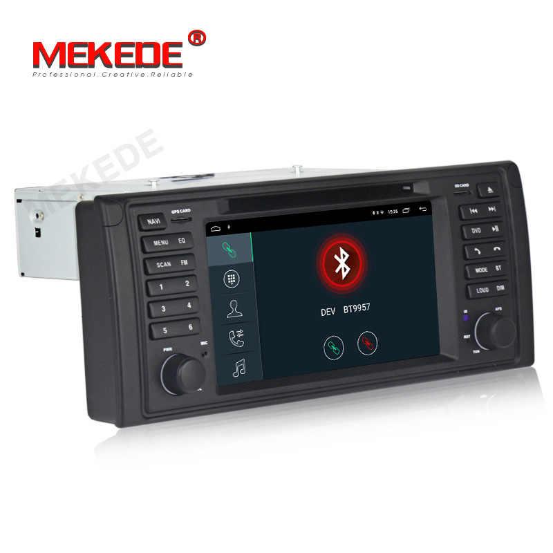 Android 10.0 DVD Xe Hơi Đài Phát Thanh GPS Stereo Dẫn Đường Cho Xe BMW E53 E39 X5 Có Định Vị GPS Bluetooth Đài Phát Thanh RDS USB xi Nhan CANBUS 16G Bản Đồ