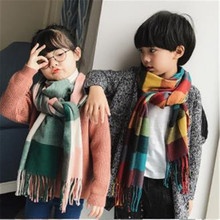 Scarves Shawl Gift Winter Wholesale Children New The Chaddar Changed Matching Bump GY025