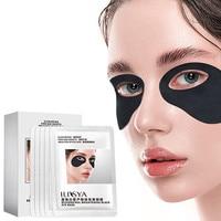 ILISYA Resveratrol Aufhellung Schwarz Augen Maske für Augenringe Feuchtigkeitsspendende Auge Patches Schwellungen Anti-aging Falten Hautpflege