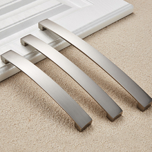 Drawer Pulls Knobs Cupboard-Handle Furniture Hardware Wardrobe Door Modern-Style 10PCS