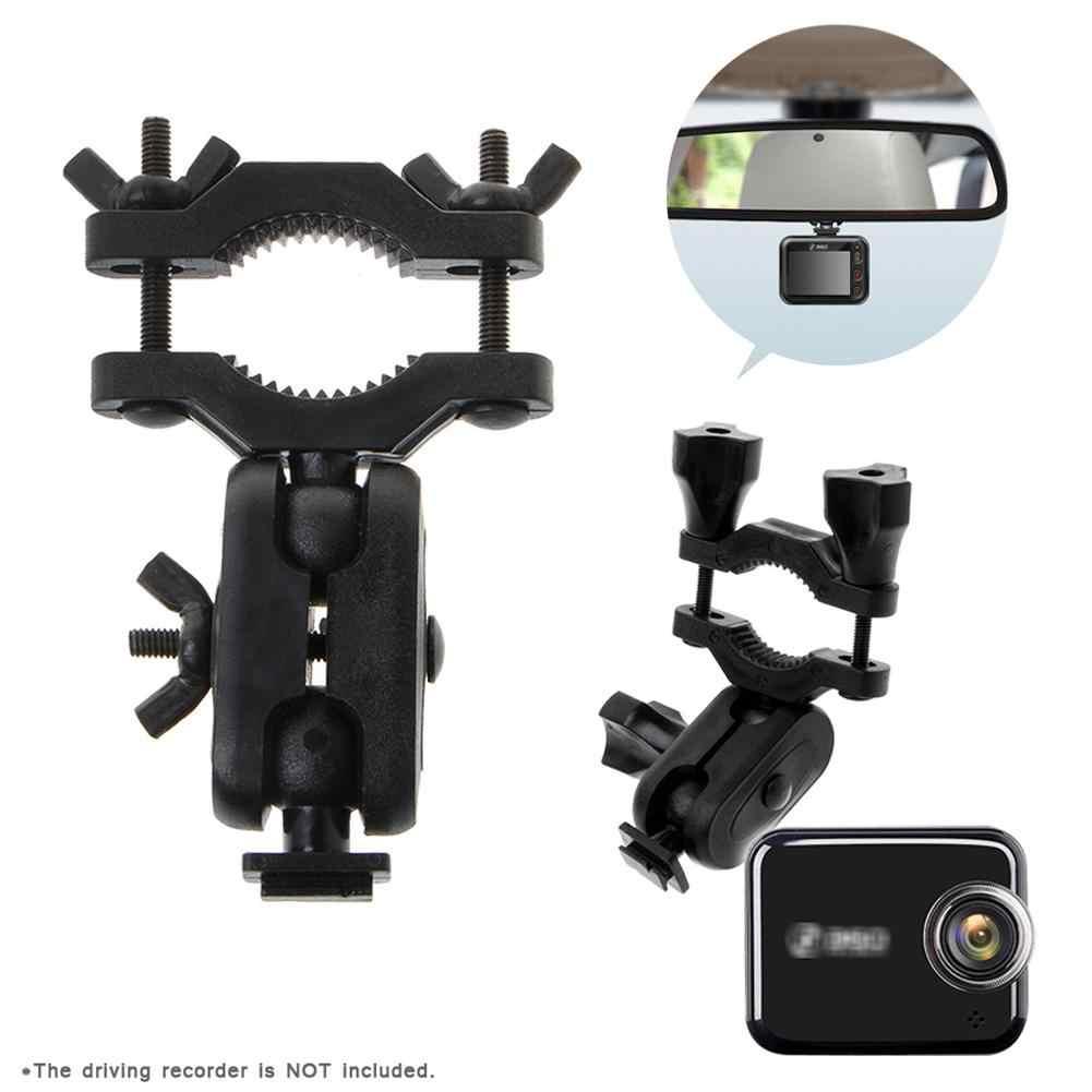 Mobil DVR Kaca Perekam Bracket Pemegang Cermin Mount Pemegang Mengemudi Video untuk 360 J501C DVR Dash Cam Aksesoris Mobil