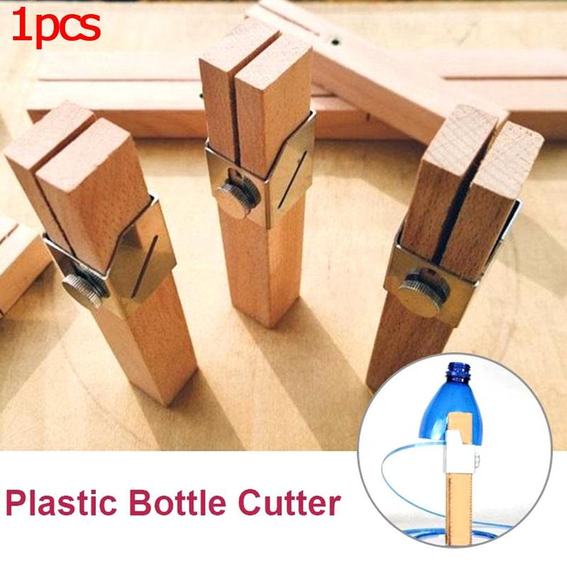 Hot Sale Glass Cutter Portable Smart Craft Bottle Rope Cutter  Outdoor Household DIY Creative Tools Smart Plastic Bottle Cutter