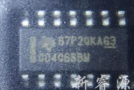 Freeshipping CD4066BM96 <font><b>CD4066B</b></font> CD4066BM image