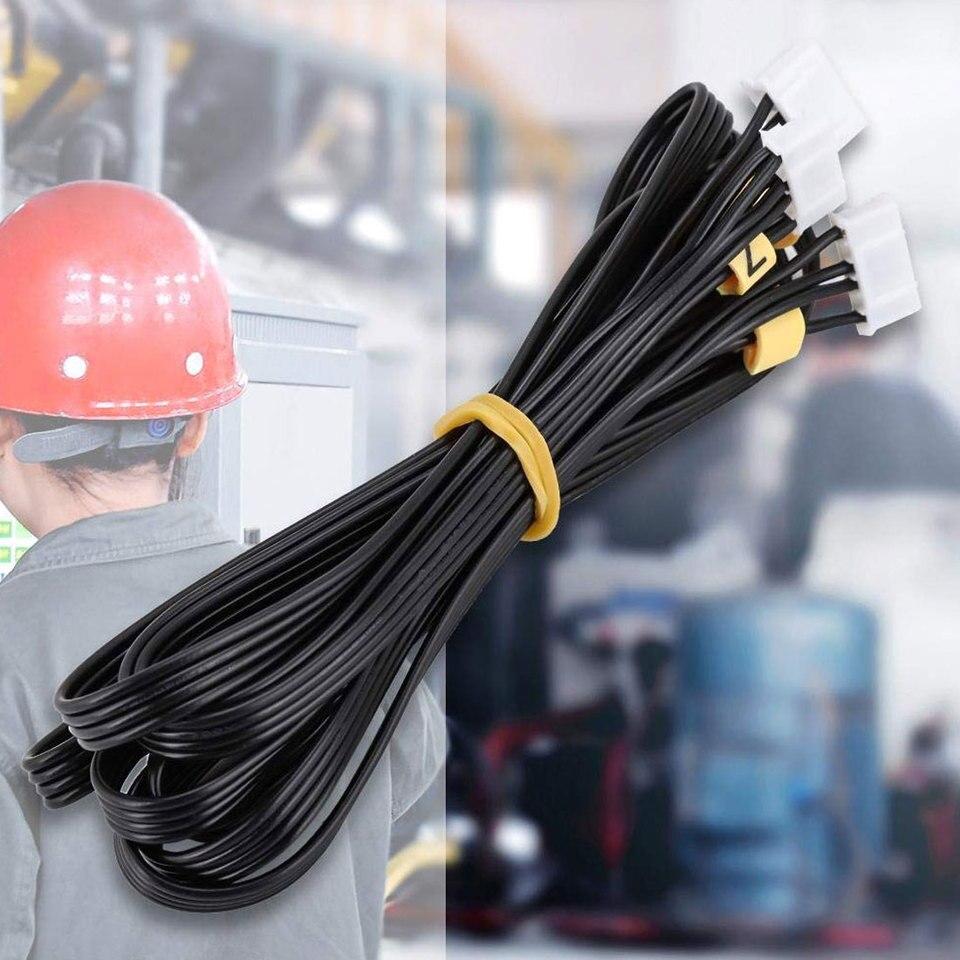 RETYLY Accesorios De Impresora 3D Cable del Motor Paso A Paso Cable del Motor Doble Z-Ejes para Cr-10 Cr-10S Ender-3