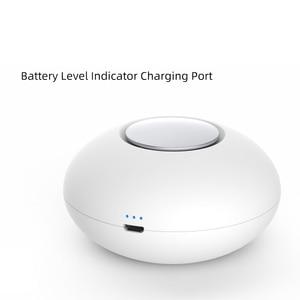 Image 2 - مولد أوزون صغير مزيل الروائح لتنقية الهواء USB قابلة للشحن الثلاجة لتنقية الهواء المحمولة مساحة صغيرة رائحة واضحة