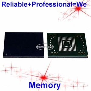 Image 1 - SDIN8CE4 128G BGA169Ball EMMC 128GB Mobilephone זיכרון חדש מקורי יד שנייה מולחם כדורי נבדק בסדר