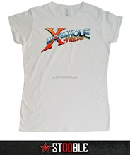 Wormgat Xtreme Dames T-Shirt-Direct van Stockist(China)