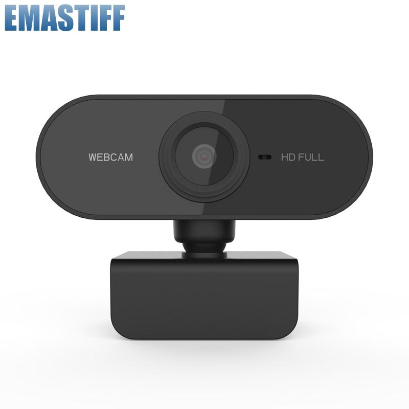 HD 1080P Веб камера мини компьютер ПК веб камера с USB разъемом вращающиеся камеры для прямой трансляции видео вызова Конференции работы|Веб-камеры|   | АлиЭкспресс - Я б купил