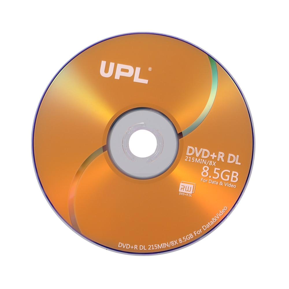 25PCS 215MIN 8X DVD+R DL 8.5GB Blank Disc DVD Disk For Data & Video 4
