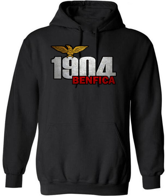 New Arrival Man's Clothing Fashion hoodies BENFICA 1904 Printed Casual  Street Style