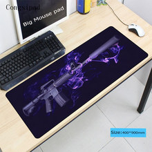 Congsipad Gun Mouse Pad Large Pad for Rubber Laptop Mouse Notbook