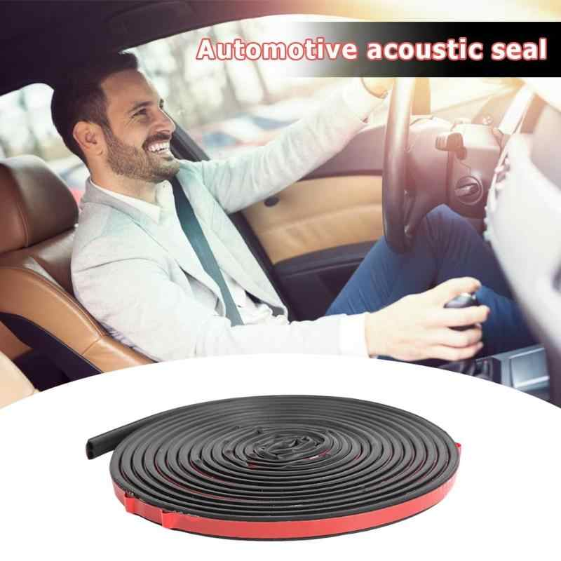 5 M B รูปร่างรถประตูซีล Strip Weatherstrip เสียงรบกวนฉนวนกันความร้อนซีลยางเพิ่มรถ Leak-proof ความสามารถขนาดกะทัดรัด