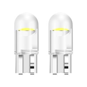 2x W5W 194 T10 Стекло Корпус Cob светодиодный автомобиль лампа автомобильный светильник для Renault Clio Logan Megane Koleos Scenic Dacia Duster Каптур fluence|Сигнальная лампа|   | АлиЭкспресс