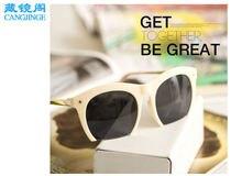 Новый серый ant солнцезащитные очки модные в стиле ретро с плоскими