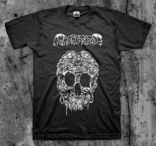 Machetazo Ultraumba Camiseta Aleijado Bastardos Soluço Naplam Nashul Grind) Novo 2019 Moda Camisas de Impressão T Homem Camisa de Manga Curta T