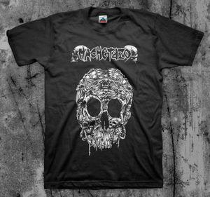 Machetazo Ultraumba футболка Cripple Bastards Sob Naplam Nashul помола) Новый 2019 модные футболки с принтом «человек, футболка с короткими рукавами