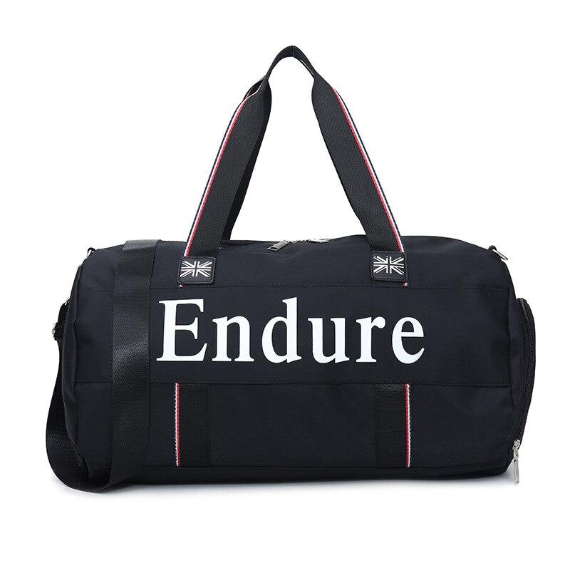Новинка, мужская спортивная сумка для фитнеса, фитнеса, йоги, улицы, раздельное пространство для обуви