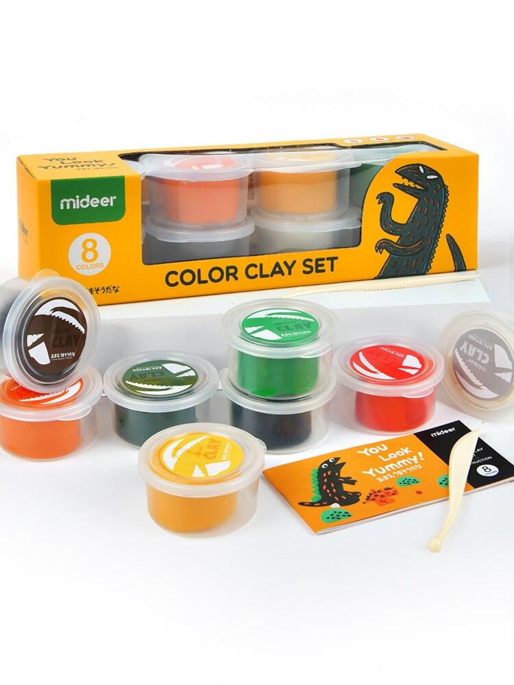 midedeer criancas modelagem argila slime aprendizagem educacao 04