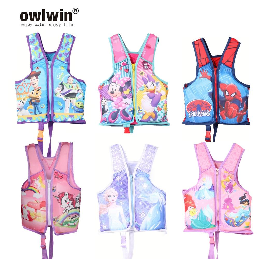 New Swim Life Vest, Life Jacket, Water Sport Baby Children's Summer Life Preserver Swim West Swim Jacket Child Swim Vest