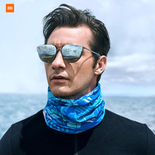 Xiaomi Mijia Youpin Pelliot Sand-proof Outdoor Sports Headscarf  Breathable Thin Soft Running Fitness Hiking Trip