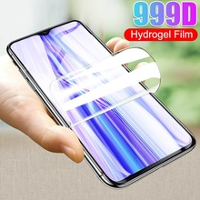 Hydrogel film for oppo A5 A9 2020 curved screen protector soft silicone protection for OPPO reno Z 2Z 2F 3 ACE not glass