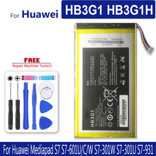 HB3G1 HB3G1H Battery For Huawei Mediapad S7 S7-601U/C/W S7-301W S7-301U S7-931 Media pad S7 S7 601U/C/W/301U/301W//931 Tablet(China)