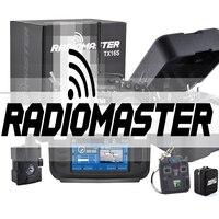RadioMaster TX16S trasmettitore telecomando TBS V2.0 Hall Sensor Gimbals 2.4G 16CH OpenTX multi-protocollo per RC Drone