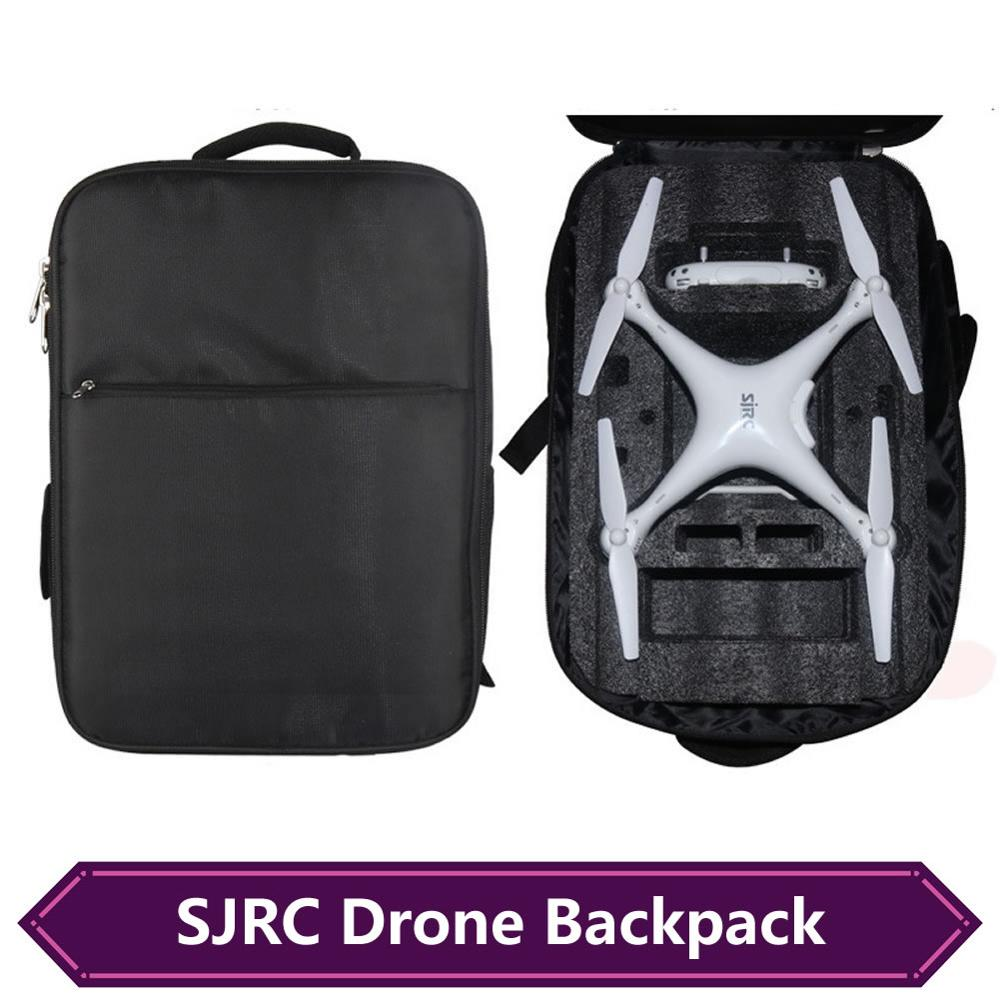 New SJRC S70W Drone Dedicated Backpack Waterproof Accessories Portable Storage Bag High Quality Black Rucksack For Quadcopter