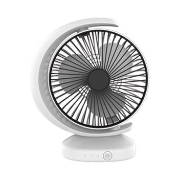Ventilador de circulación de aire recargable por USB para oficina, hogar, Mini ventilador de escritorio, ventilador de radiador de escritorio