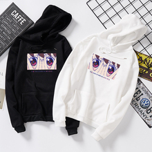 Women Harajuku Hoodies Cute Cartoon Fashion Long Sleeve Thin Hooded Sweatshirt Casual Plus Size Pullover Tops For Autumn Winter плита газовая flama fg 24227 b коричневый металлическая крышка реш чугун