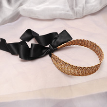 Hot Sales Hairband Small Fragrant Wind Fashion Hand-woven Hair Band Sweet South Korean New HeadBand Womens Accessories