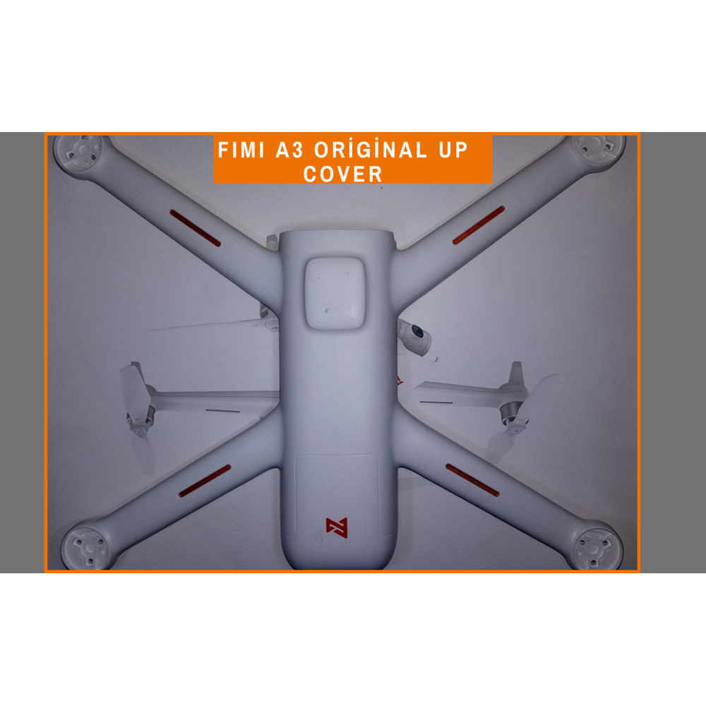 FIMI A3 5.8G GPS Drone 2 axis Gimbal 1080P HD Camera RC Protective cover top cover spare parts original|RC Helicopters| |  - title=
