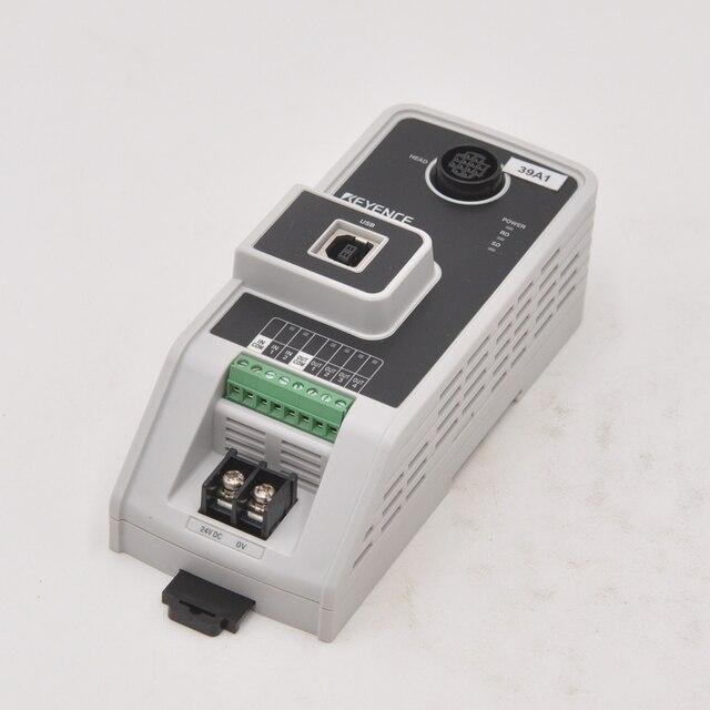Фото сканер для считывания штрих кодов keyence 24 в постоянного тока цена
