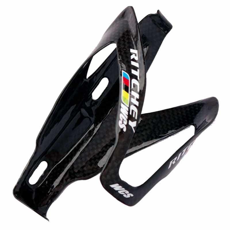 Глянцевый 3 к углеродное волокно велосипедный держатель для бутылок (Велоспорт) флягодержатель велосипедный держатель для бутылки с водой аксессуары для горной дороги