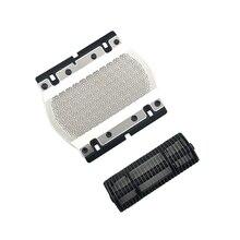 Электробритва головка сальника бритва Фольга для зубных щеток Braun 11B серии 1 110 120 130 140 150 150S-1 130S-1 5684 5685 бритвенное лезвие