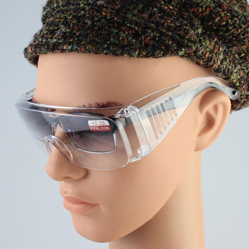 Welding Antifogging Virus Protective Safety Glasses Eye Protection Eyeglasses Frame Transparent Goggles For Myopia Party Glasses