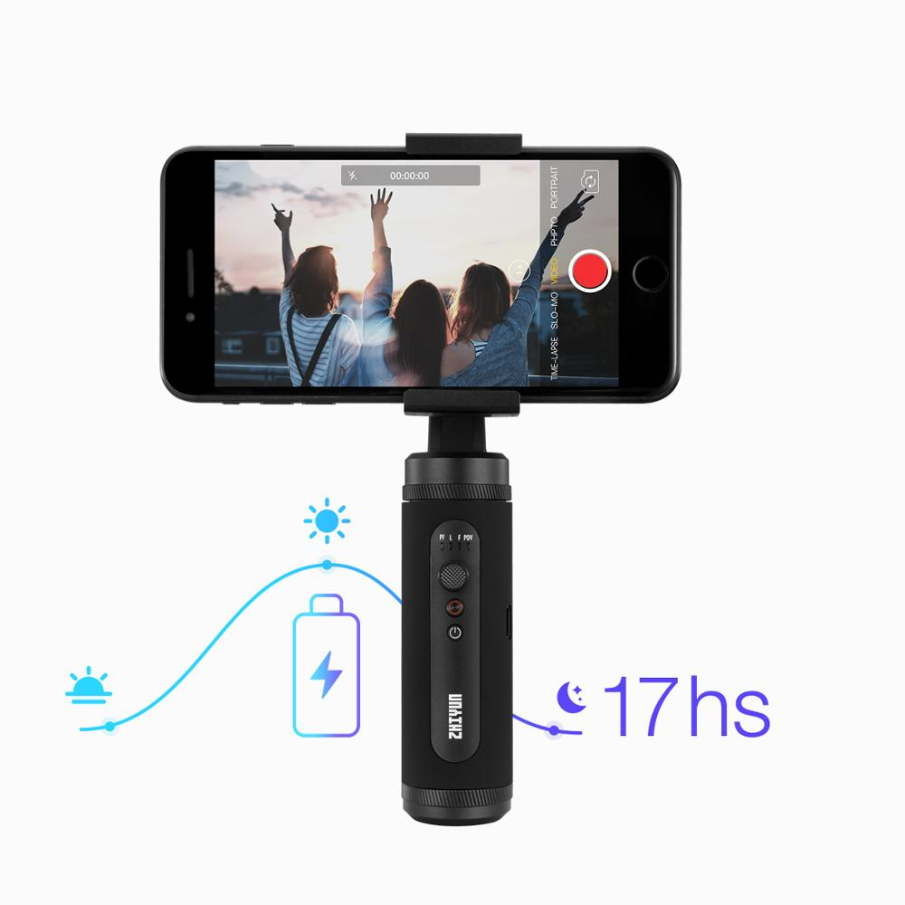 Ultimate SaleZHIYUN Handheld Stabilizer Phone-Gimbal Smartphone Pocket-Size Official 3-Axis Xiaomi