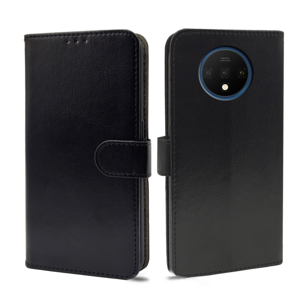 Luxury <font><b>Case</b></font> For <font><b>OnePlus</b></font> 1 <font><b>2</b></font> 3 3T 5 5T 6 6T 7 Pro <font><b>Case</b></font> Flip leather <font><b>Wallet</b></font> Card Slot silicone For <font><b>OnePlus</b></font> 7 Cover Phone bag image