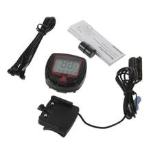Velocímetro Digital de velocidad de bicicleta, multifunción, resistente al agua, con sensores deportivos