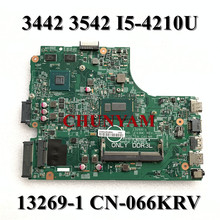 Mainboard 3543 Dell Inspiron 3542 13269-1 NEW for 3543/3443/3542/3442 Laptop Fx3mc/Cn-066krv/66krv/..