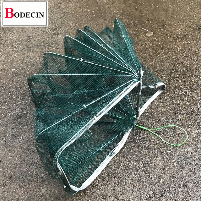 Awesome No1 Mesh For Fishing Net Crayfish Catcher Casting Fishing Accessories Brand Name: BODECIN