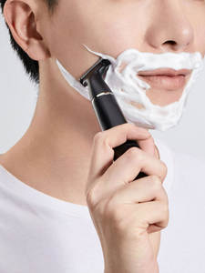 Xiaomi Shaver-Blade Hair-Razor Eyebrow-Styling-Trimmer MSN Electric And T3 Wet Leg-Hair