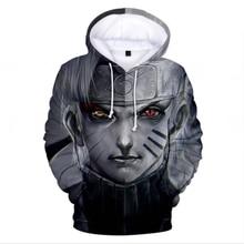Fashion Design Naruto Men's Boys Hoodie Women's Girls Sweatshirts Fashion 3D Harajuku 3D Naruto Naruto Men's and Women's Jackets
