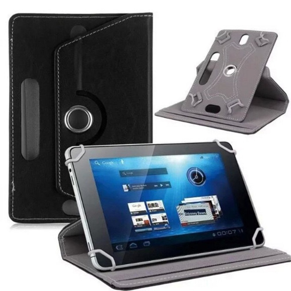 Flat-Case Tablet Universal 9inch Crystal-Pattern title=
