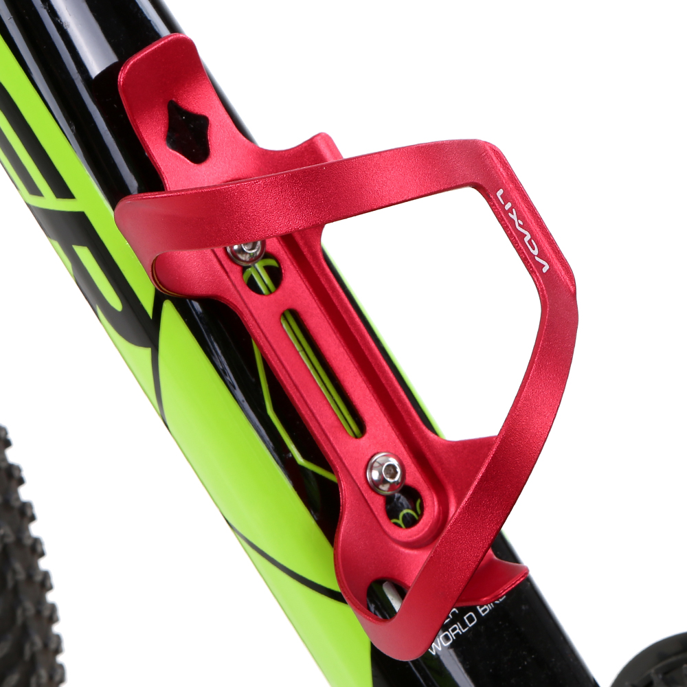 New MTB Road Bicycle Bike Alloy Bottle Cage Red