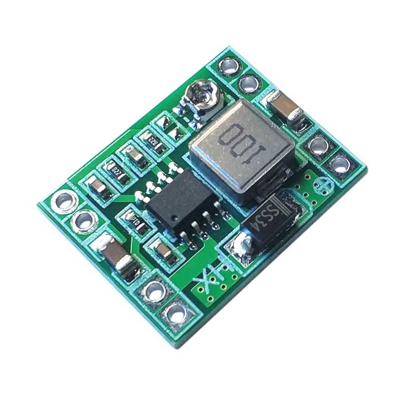 AMS-Mp1484En modèle avion abaisseur dc-dc Module d'alimentation redresseur synchrone Conversion de tension Ultra petit Volume