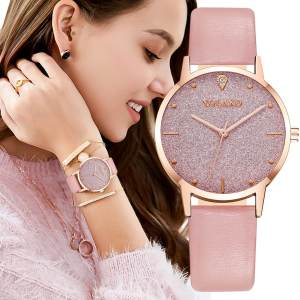 Ladies Clock Wrist-Watch Watch-Trend Quartz YOLAKO Women Femme Fashion Brand Luxury Montre