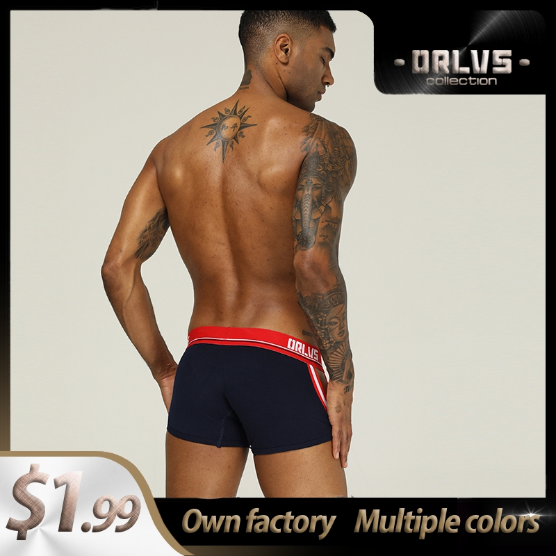 Trunks CMENIN Cotton Letter Soft Sexy Men Underwear Boxer Shorts New Brand Male Underwear Mens Boxershorts Underware Boxers Sexi