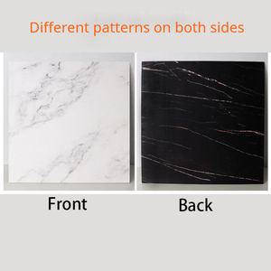 Image 3 - 2 Side 60cm Photography Marbling Backdrop Product Jewelry Shooting Background Wood Grain Waterproof Backdrops Board Studio Photo