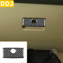 Carro co piloto caixa de luva porta alça capa de armazenamento buraco chave para golfe 4 adesivo jetta bora mk4 r32 gti 1999 2004 interior do carro